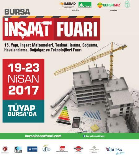 Bursa İnşaat Fuarı 2017