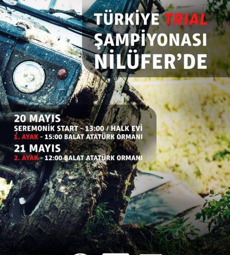 Türkiye Trial Şampiyonası 2017