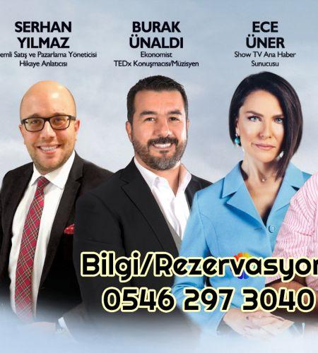 Prof Dr. İlber ORTAYLI ile Bursa Kişisel Gelişim Zirvesi