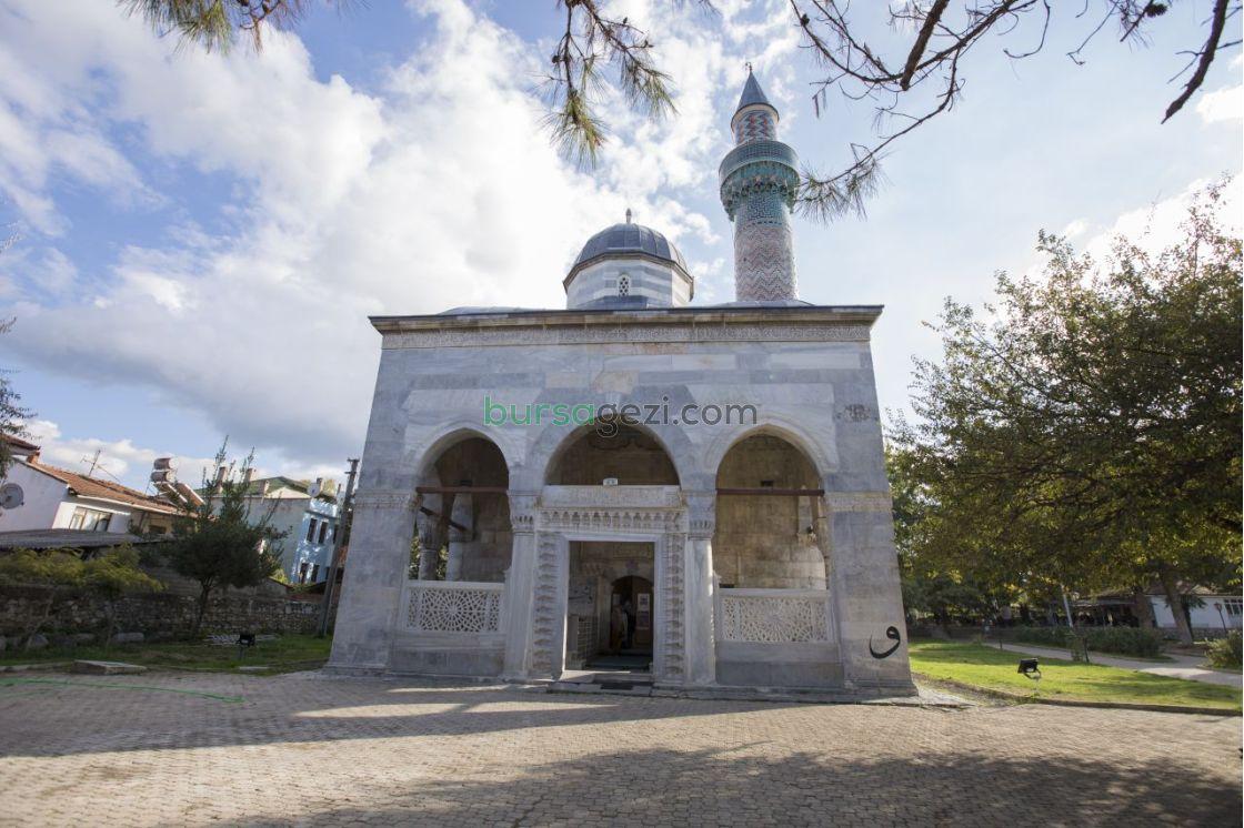 Bursa İznik Yeşil Camii - Bursa Gezi Rehberi
