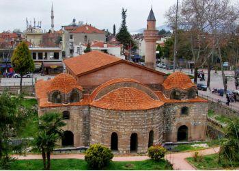 İznik Ayasofya Müzesi (Camii)