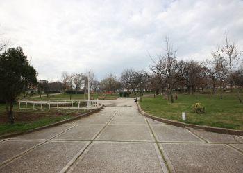 Hamitler Teoman Özalp Parkı