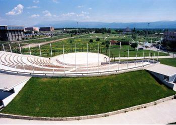 Uludağ Üniversitesi Amfi Tiyatro